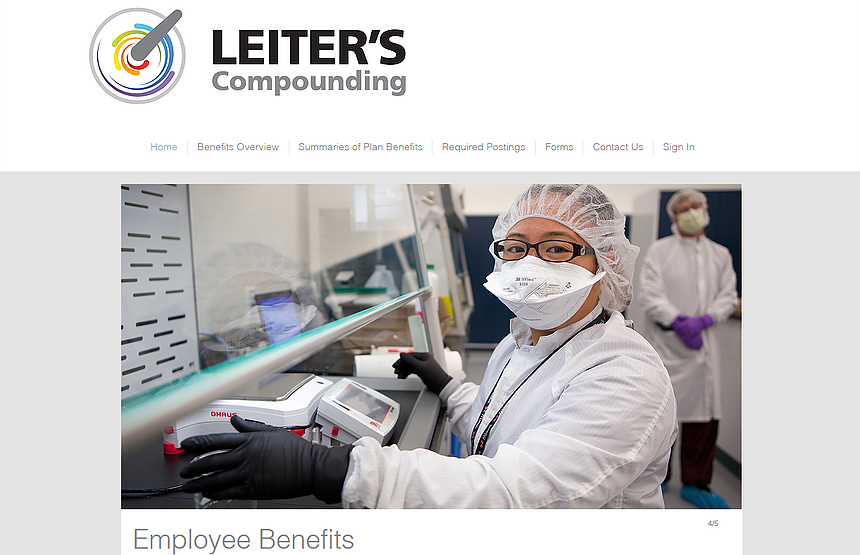 Lieter's Compounding