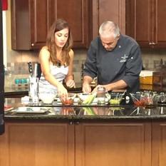 Chef Alon Live TV CBS