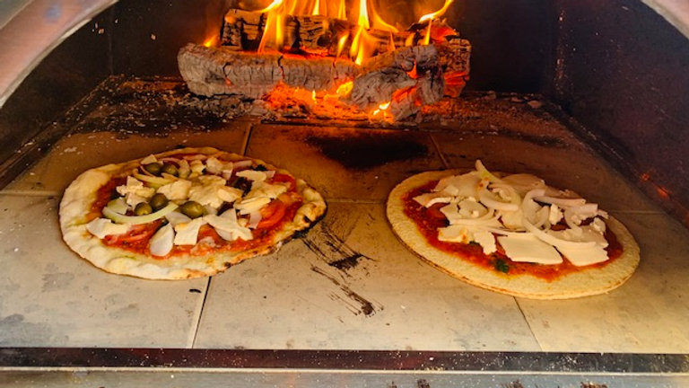 Cook Italian Lunch - Pizza