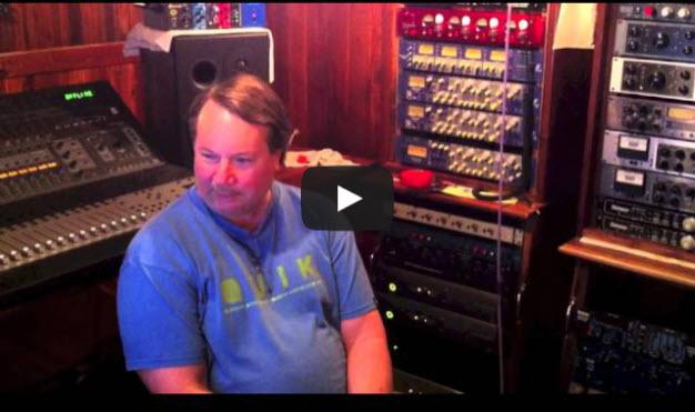 Barry Brunson - Home Studio