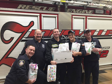 Packages 4Patriots - 2018: Zionsville Fire Department
