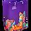 Thumbnail: Подарочный пакет DaVICI (фиолетовый)