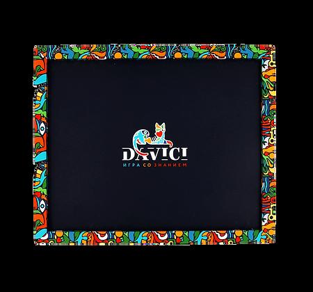 Фирменная мини рамка для пазлов DaVICI