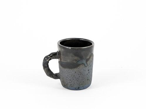 Vulca espresso cup Black