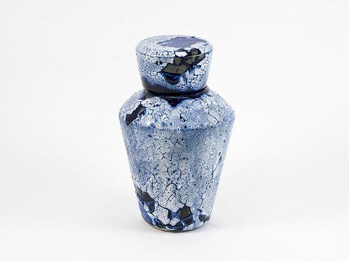 Wide Bottle Blue