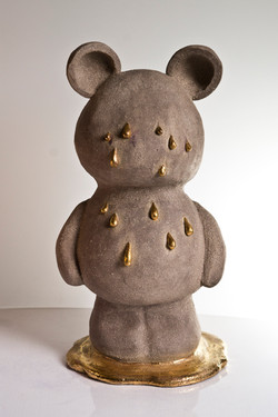 The Crying Teddy