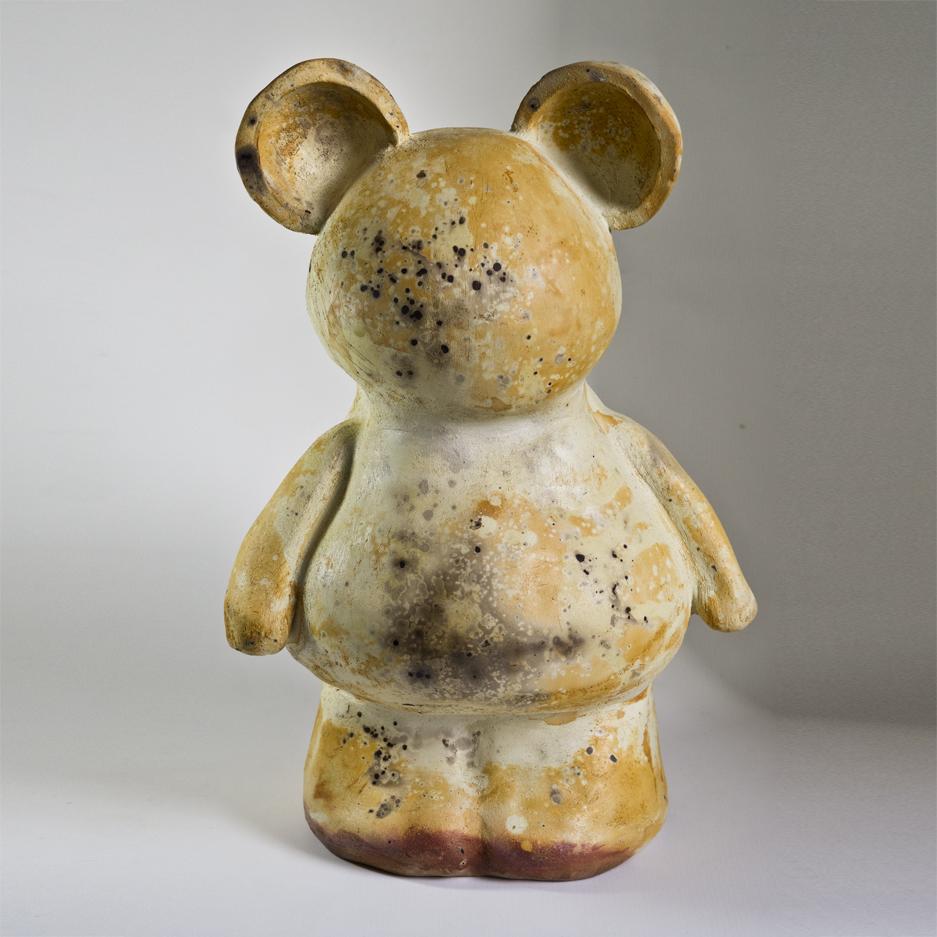 The Burned Teddy