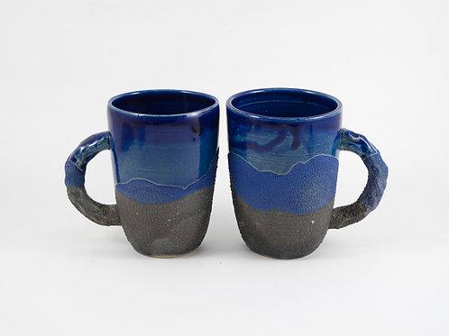 Mug 330ml Blue
