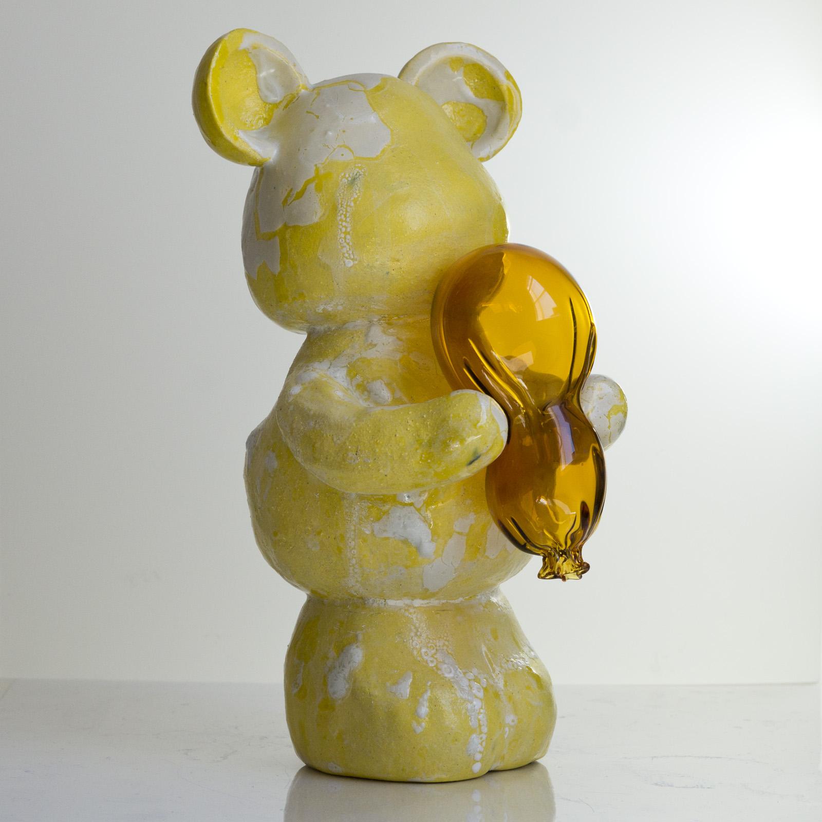 The Hysterical Teddy