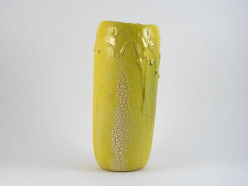 Yellow Disaster Vase Large 2