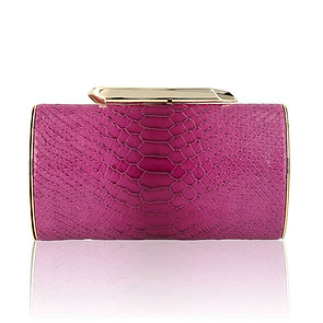Bailey-Embossed-Leather-Fuschia-front.jp