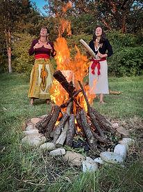 retraite chamanique de femmes