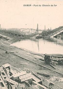 Pont du chemin de fer de Namur