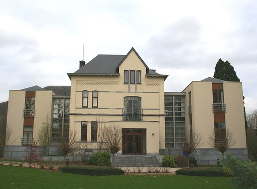 Balade villas mosanes, 2019