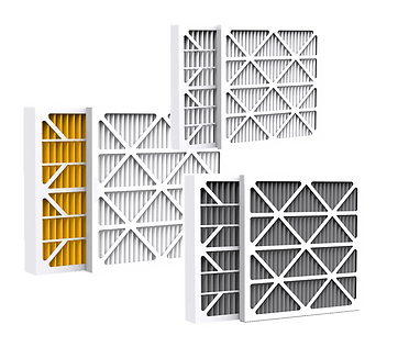 Synthetic Pleated Air Filters
