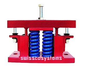 HDS Seismic Spring Vibration Isolator