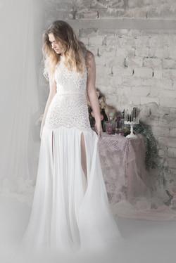 שמלת אן - מיכל מוטיל  - צלמת קרן דניאלי.