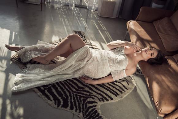 שמלת כלה מידות גדולות מושלמת ומחמיאה