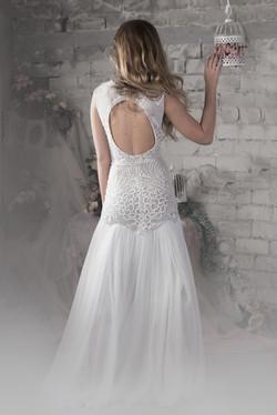 שמלת אן - מיכל מוטיל  גב- צלמת קרן דניאל