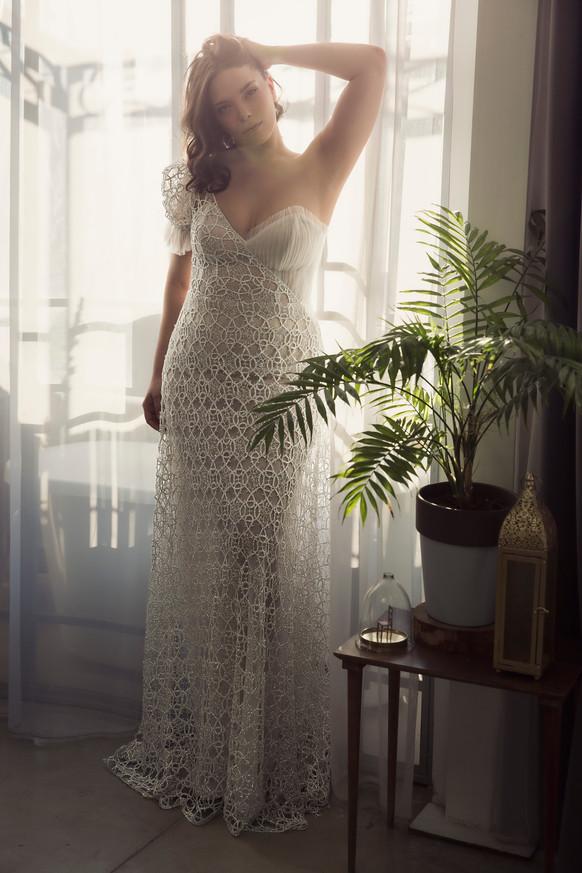 שמלת כלה מידות גדולות