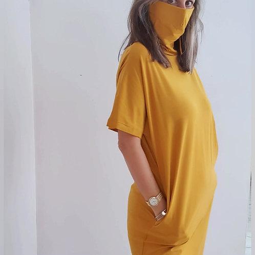 שמלת מסיכה רב פעמית