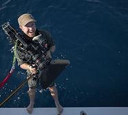 specalist underwater adventure camerman dop