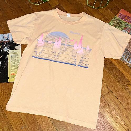 Vintage Florida Tourist Short Sleeve T-Shirt