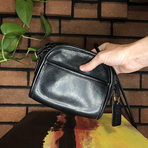 Vintage 90s Coach Mini Bag with Strap