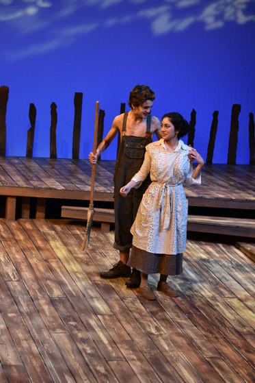 The Diviners Fall 2017