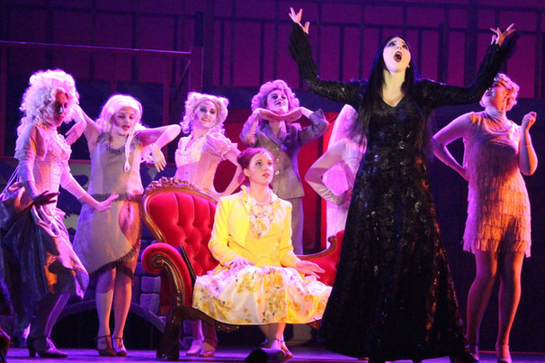 Addams Family Spring 2016