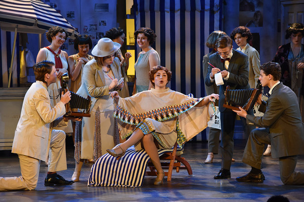 The Drowsy Chaperone Spring 2018