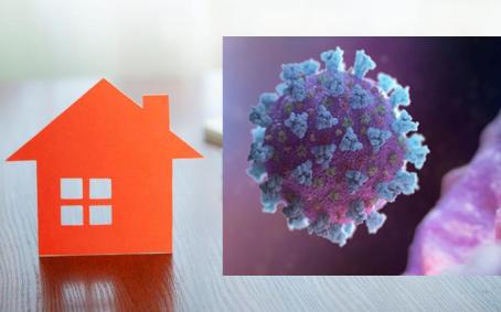 L'immobilier atteint du corona virus