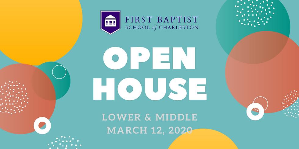 Lower & Middle School Open House