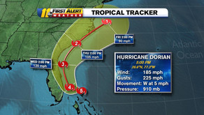 First Baptist School Closed Tuesday Due to Hurricane Dorian