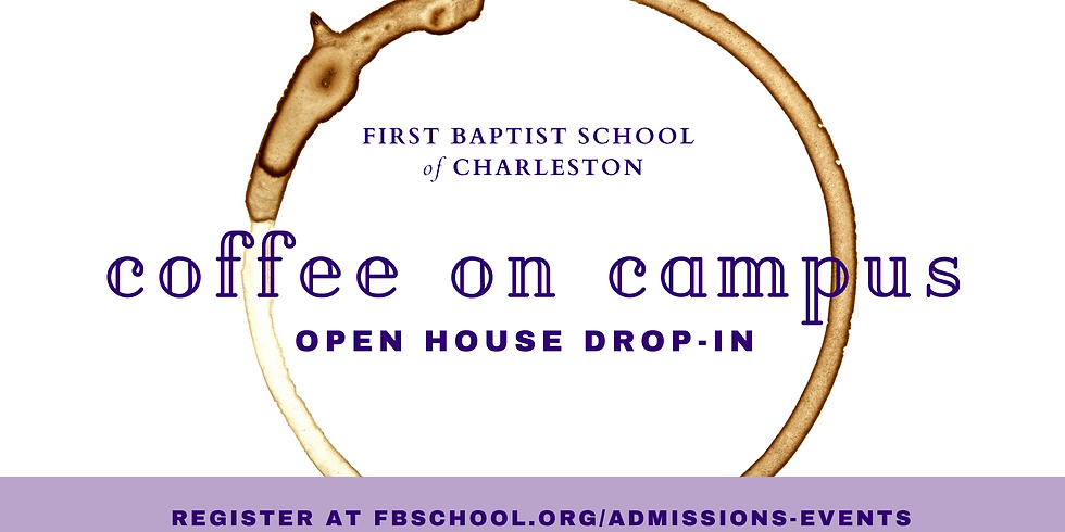 Coffee on Campus (Lower & Middle School)