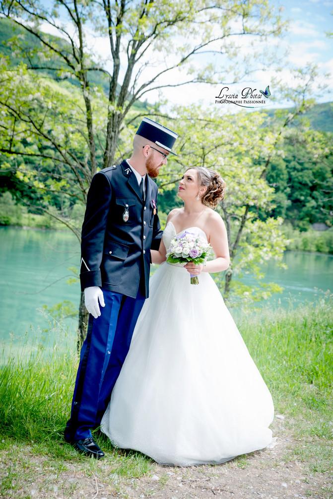 Le mariage de Priscilla et Morgan