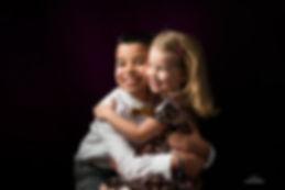 Séance photo frère et soeur