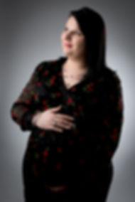 photographe grossesse future maman Chamb