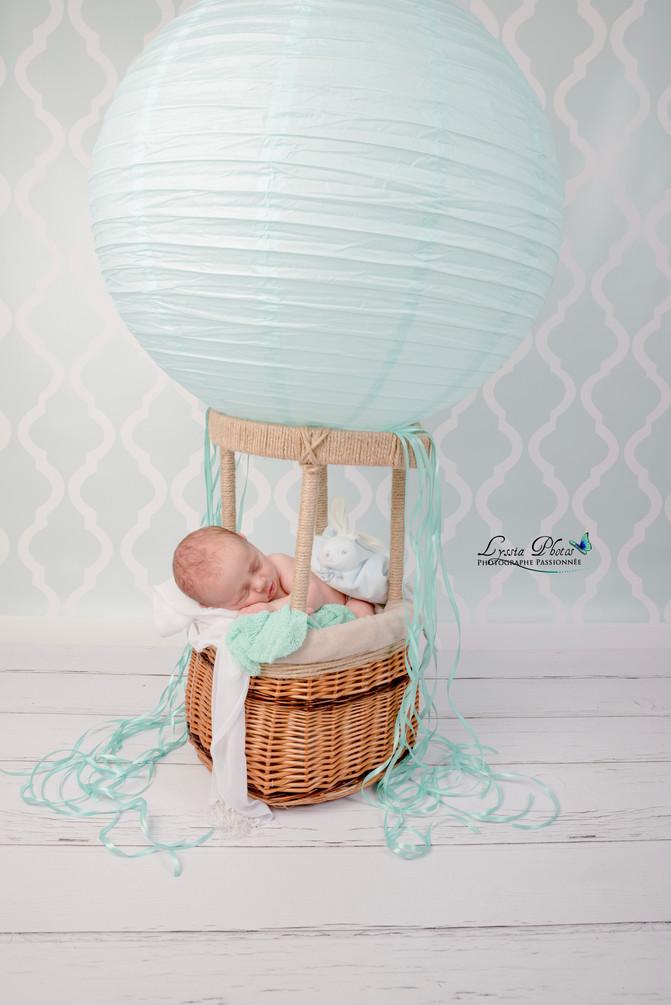 Encore un beau bébé au studio :-)