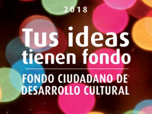 Celiana recibe el Fondo Ciudadano de Desarrollo Cultural 2018 de Salta