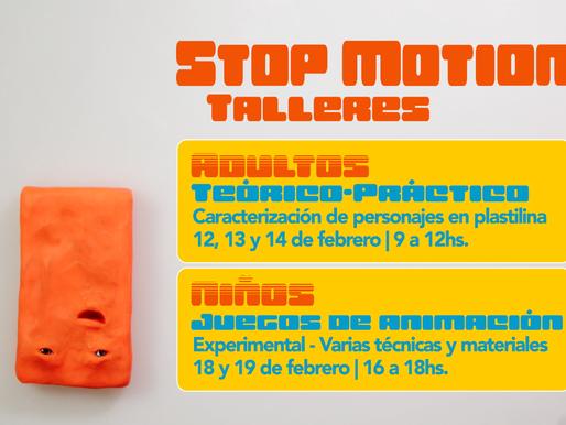 Talleres Intensivos de Stop Motion