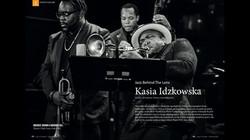 Interview Kasia idzkowska