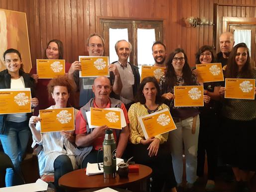 ATLANTIDOC Seminario de Guión en Uruguay - Celiana