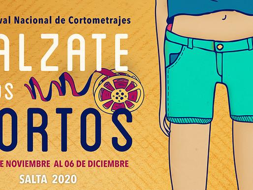 Festival Nacional de Cortometrajes Calzate estos Cortos