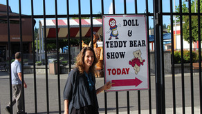 Doll & Teddy bear Show 2016