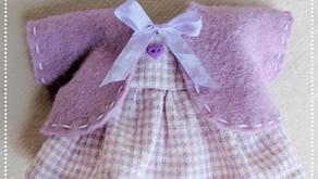 Free Teddy Bear Coat & Sweater Pattern