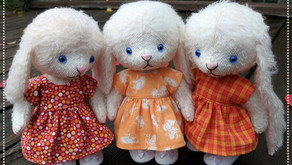 Free Teddy Bunny Party Dress Pattern