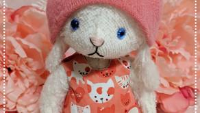 Free Cute Doll Hat Pattern