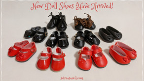 New Doll Shoes Have Arrived!