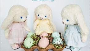 Easter Bunnies & Eggs